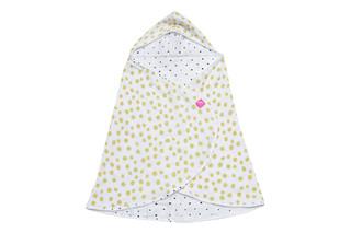Dětská osuška Motherhood - žluté kaňky