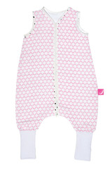Spací pytel Motherhood s nohavicemi 12-18 měs. - růžový Classics