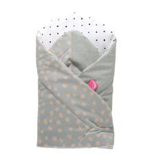 Dětská zavinovačka Motherhood - růžové kaňky