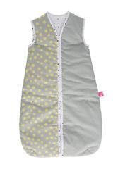 Dětský spací pytel Motherhood - žluté kaňky