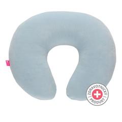 Motherhood Kojicí polštář Premium - modrý Classics