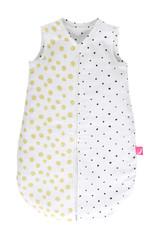 Letní spací pytel Motherhood - žluté tečky