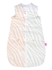 Dětský spací pytel Motherhood - růžová zebra