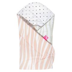 Dětská zavinovačka Motherhood - růžová zebra