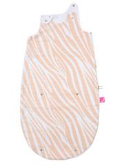 Letní spací pytel Motherhood Zip-a-Round - oranžová zebra