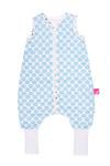 Spací pytel Motherhood s nohavicemi 1,5-2,5 r. - modré lodičky
